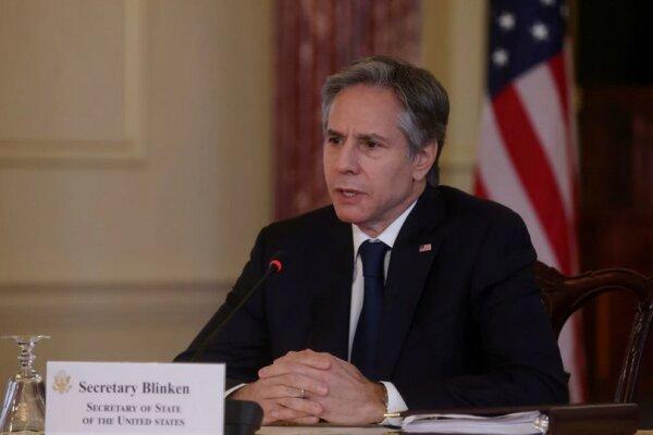 بلینکن: مجبوریم برای خروج مردم با طالبان کنار بیاییم