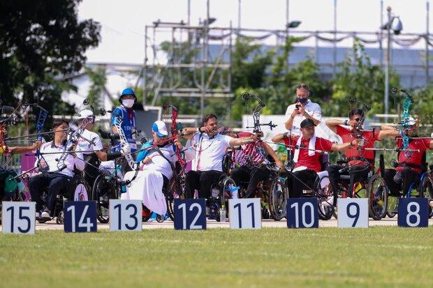 رحیمی رکورد پارالمپیک را شکست و به مرحله بعد رسید