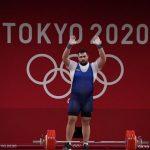 علی داودی پس از نایب قهرمانی: طلا برایم دست یافتنی نبود