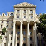 تحویل یادداشت اعتراضآمیز باکو به سفارت روسیه