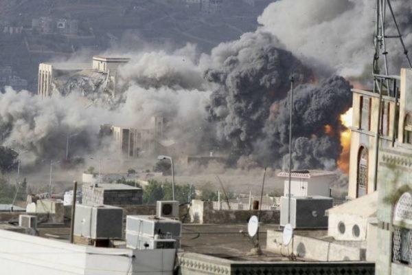 شهادت ۲ غیرنظامی در حمله توپخانه ای عربستان به شمال یمن