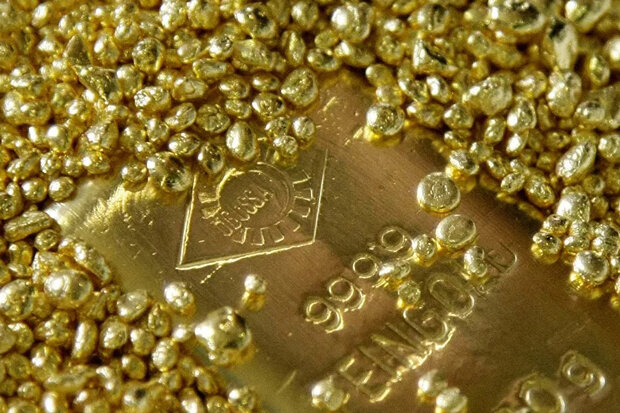 قیمت جهانی طلا از ۱.۸۰۰ دلار بالاتر رفت