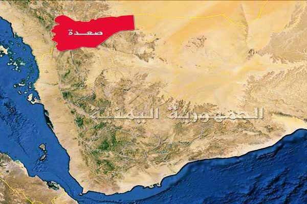 شهادت یک غیرنظامی یمنی در حملات توپخانه ارتش سعودی به صعده