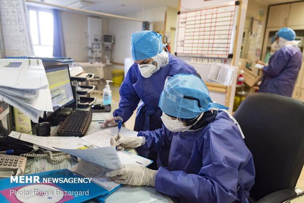 شناسایی ۲۶۰۳۴ بیمار جدید کرونایی/ ۶۱۴ نفر دیگر فوت شدند