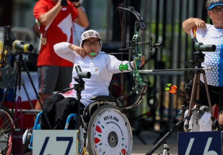عسگری: هدفم رسیدن به مدال پارالمپیک است