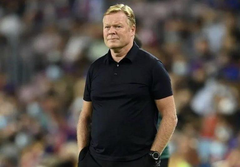 فعلاً خبری از اخراج کومان نیست/ بازی با اتلتیکو آخرین فرصت مرد هلندی است؟