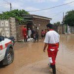 انجام بیشترین ماموریت های امدادی هلال احمر در استان مازندران