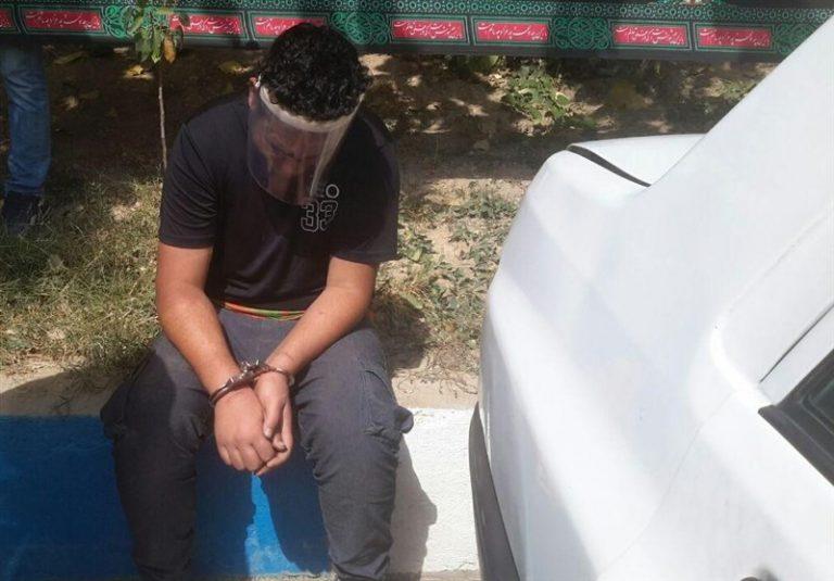 پلیس سربزنگاه رسید/ بازداشت مسافر قلابی حین زورگیری با سلاح سرد