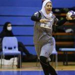هندبال قهرمانی زنان آسیا  شکست ایران برابر کرهجنوبی