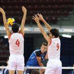 شکست تیم والیبال ناشنوایان ایران در اولین دیدار