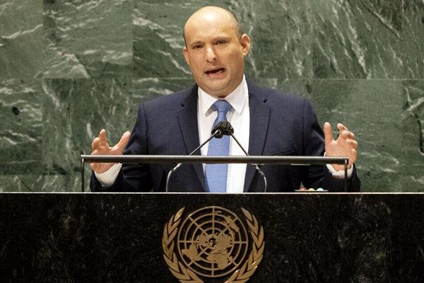 نفتالی بنت: ایران می خواهد بر خاورمیانه مسلط شود!