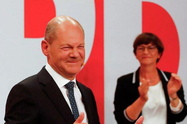 «حزب سوسیال دموکرات» پیروز نهایی انتخابات پارلمانی آلمان شد