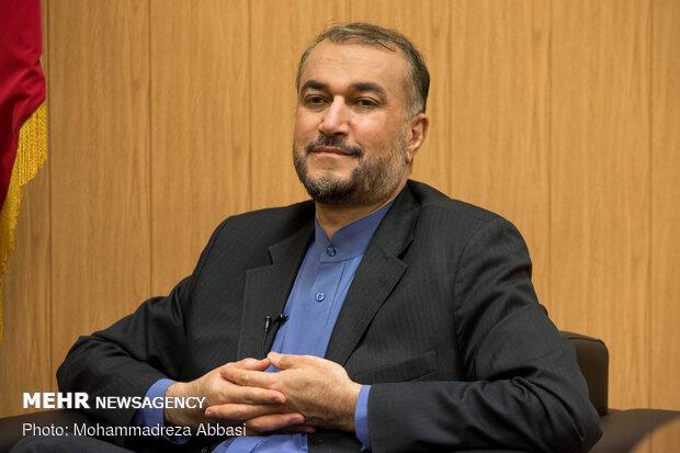 ایران همواره به احترام پاسخ متقابل میدهد