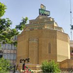 ابلاغ ثبت ملی مسجد الغدیر میرداماد به استاندار تهران