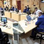 دیدار وزیر راه و شهرسازی با مدالآوران رقابتهای جهانی کشتی