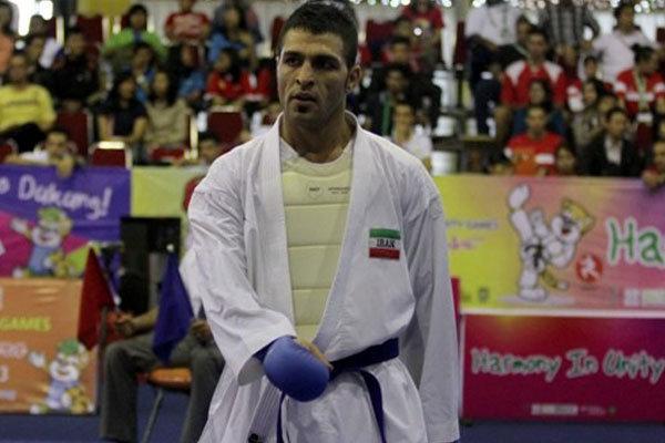 پورشیب برای کسب مدال برنز مبارزه میکند