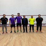 اعضای تیم ملی بزرگسالان مردان اسکواش انتخاب شدند