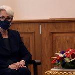 مذاکره «وندی شرمن» با مقامات ارشد ازبکستان پیرامون افغانستان