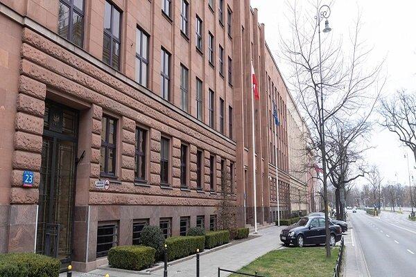 احضار سفیر انگلیس به وزارت خارجه لهستان
