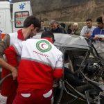 نجات ۲۷۱ نفر در حوادث ۷۲ ساعت گذشته با تلاش امدادگران هلال احمر