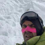 هشتمین قله مرتفع جهان زیر پای کوهنوردان بجنوردی