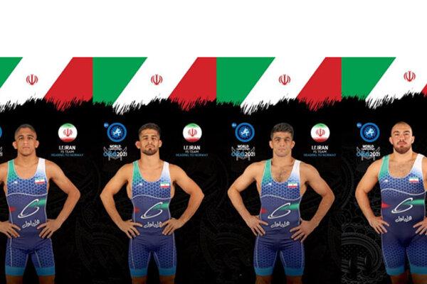 راهیابی دو کشتی گیر ایران به نیمه نهایی/ دو ملیپوش در انتظار