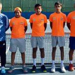 تیم تنیس پسران ایران با شکست لبنان قهرمان شد