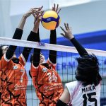 والیبال زنان باشگاههای آسیا| سایپا از صعود به فینال بازماند