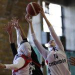 لیگ برتر بسکتبال بانوان|گاز تهران مقابل نفت آبادان 100 تایی شد